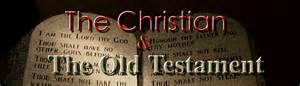the christian and the old testament